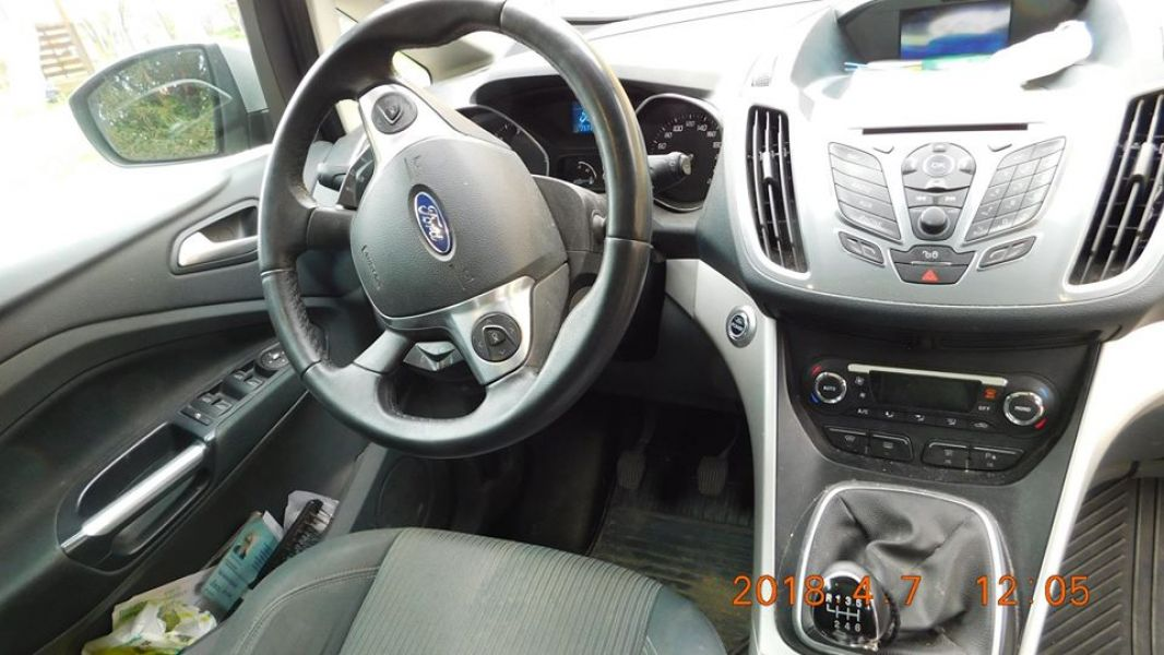Ford Cmax grand titanoum powershift 2.0