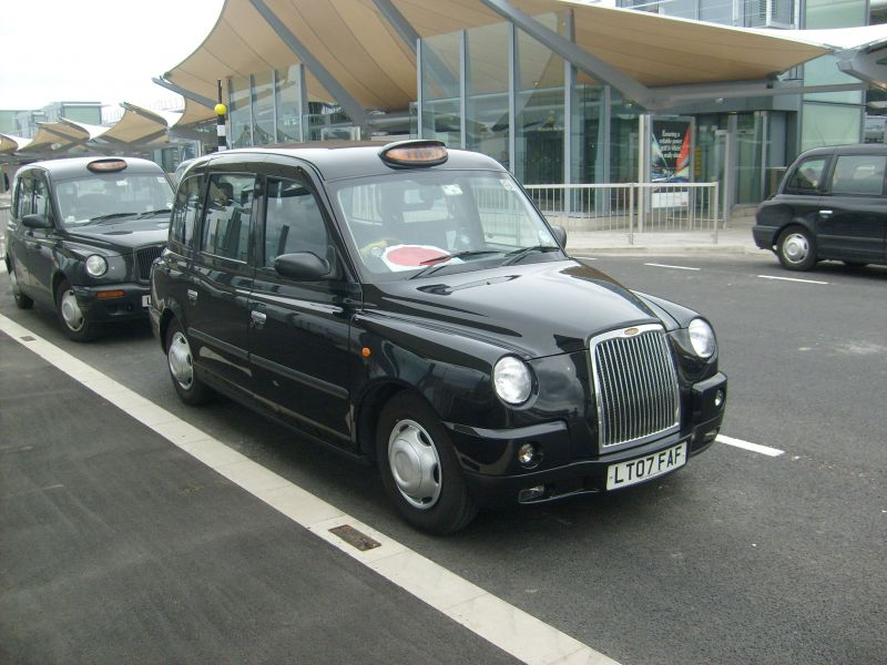 Minicab To Heathrow Airport
