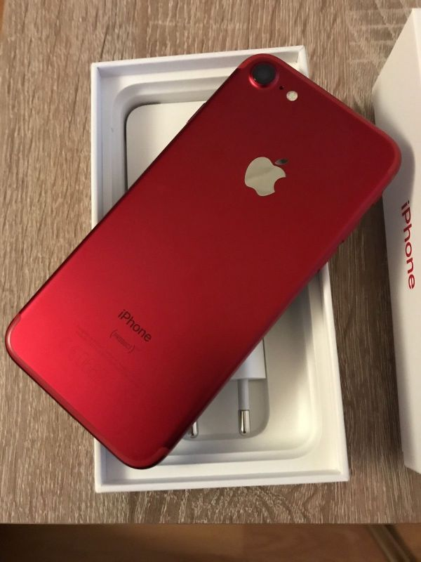 Apple iPhone 7 32GB 370euro/Samsung Galaxy S8- 64GB 420euro