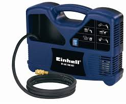 EINHELL BT-AC 180 Kit / Workzone Táskakompresszor